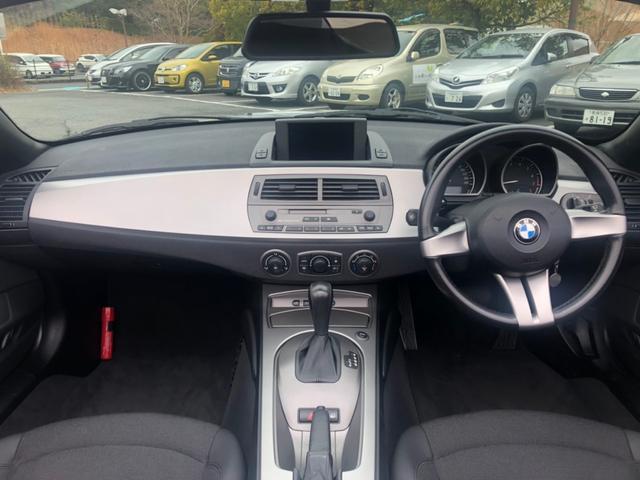「BMW」「BMW Z4」「オープンカー」「奈良県」の中古車12