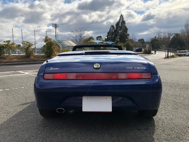 「アルファロメオ」「アルファスパイダー」「オープンカー」「奈良県」の中古車20