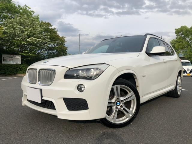「BMW」「X1」「SUV・クロカン」「奈良県」の中古車7