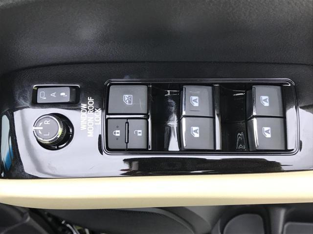 2.5X ツインムーンルーフ 新型ディスプレイオーディオ トヨタセーフティセンス 両側電動スライドドア(43枚目)