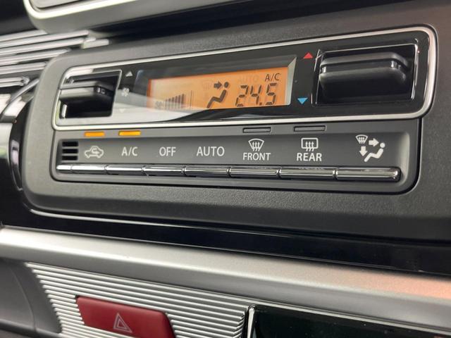 ハイブリッドXSターボ セーフティサポート 両側電動ドア LEDヘッドライト 純正15インチアルミ パドルシフト    シートヒーター パーソナルテーブル デュアルセンサーブレーキサポート 車線逸脱警報(33枚目)