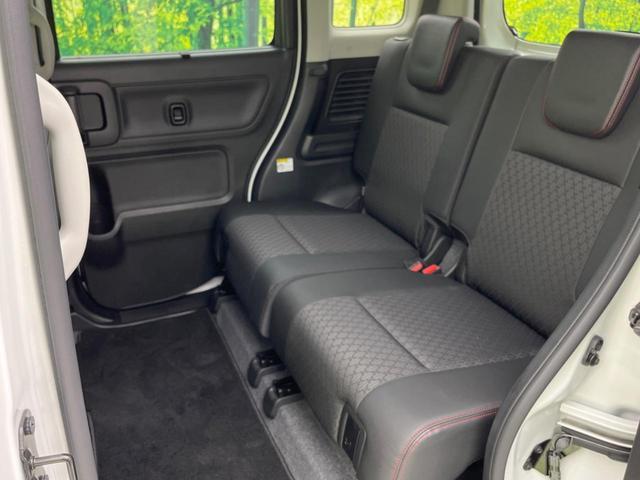 ハイブリッドXSターボ セーフティサポート 両側電動ドア LEDヘッドライト 純正15インチアルミ パドルシフト    シートヒーター パーソナルテーブル デュアルセンサーブレーキサポート 車線逸脱警報(42枚目)