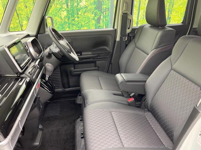 ハイブリッドXSターボ セーフティサポート 両側電動ドア LEDヘッドライト 純正15インチアルミ パドルシフト    シートヒーター パーソナルテーブル デュアルセンサーブレーキサポート 車線逸脱警報(43枚目)
