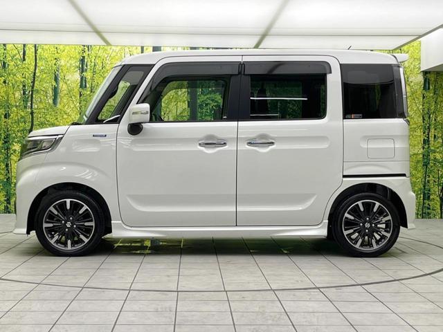 ハイブリッドXSターボ セーフティサポート 両側電動ドア LEDヘッドライト 純正15インチアルミ パドルシフト    シートヒーター パーソナルテーブル デュアルセンサーブレーキサポート 車線逸脱警報(49枚目)