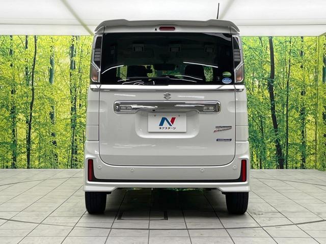 ハイブリッドXSターボ セーフティサポート 両側電動ドア LEDヘッドライト 純正15インチアルミ パドルシフト    シートヒーター パーソナルテーブル デュアルセンサーブレーキサポート 車線逸脱警報(51枚目)