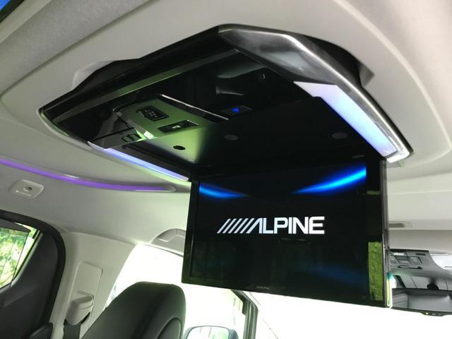 2.5S Cパッケージ BIGX11型ナビ フリップダウンモニター ツインムーンルーフ ハンドルヒーター シートヒーター シートクーラー レーダークルーズコントロール 両側電動スライドドア 純正18インチAW ETC(5枚目)