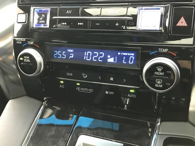 2.5S Cパッケージ BIGX11型ナビ フリップダウンモニター ツインムーンルーフ ハンドルヒーター シートヒーター シートクーラー レーダークルーズコントロール 両側電動スライドドア 純正18インチAW ETC(58枚目)