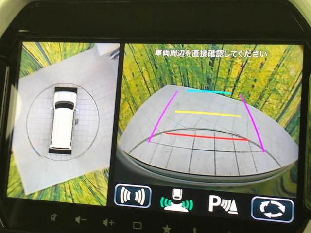 ハイブリッドX 純正ナビ アラウンドビューモニター デュアルセンサーブレーキ レーンアシスト シートヒーター LEDヘッド スマートキー ETC(4枚目)