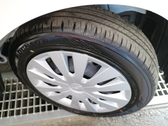タイヤ溝バッチリあります♪転がり抵抗を低減したエコタイヤを装着しています☆