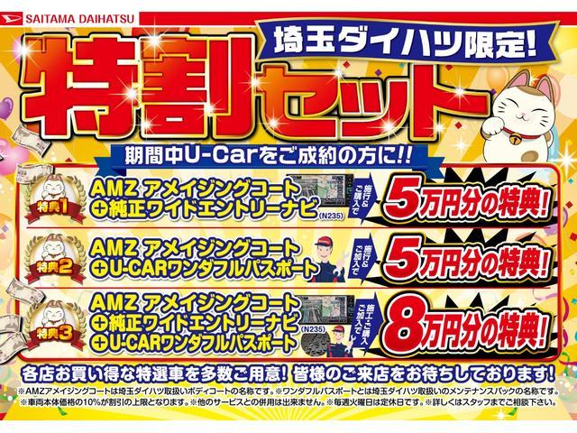 カスタムRSトップエディションSAIII ターボ ナビ(2枚目)