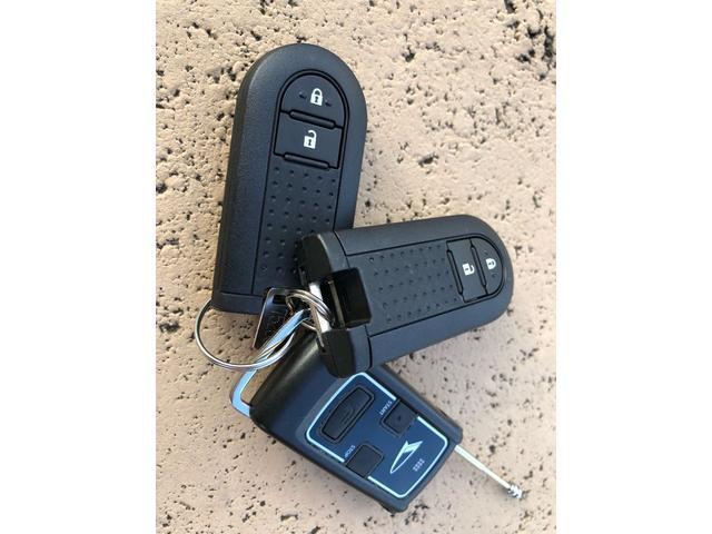 カスタム RS ハイパーSAIII 8インチナビ Bカメラ フロント連動ドラレコ プッシュボタンスタート 15インチアルミ エンスタ エコアイドル(46枚目)