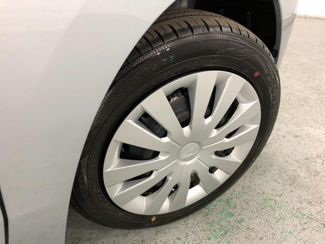 当社サービスカーUP車 走行距離1,346km 14インチフルホイールキャップ 電動カラー格納式カラードドアミラー キーレスエントリー マニュアルエアコン(25枚目)
