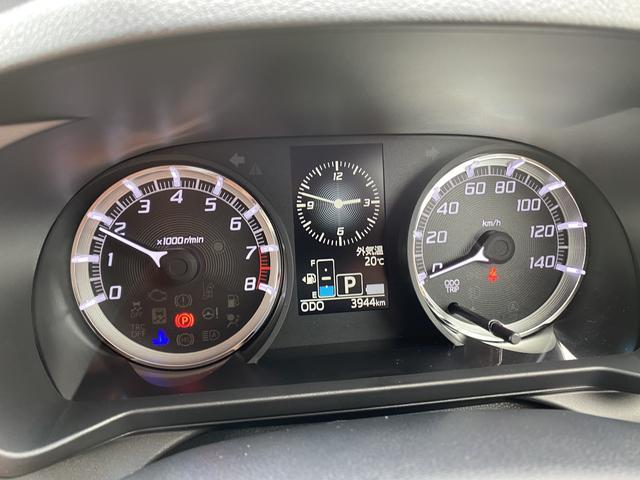 カスタム XリミテッドII SAIII パノラマモニター対応 運転席シートヒーター LEDヘッドライト(8枚目)