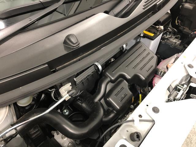 Xメイクアップリミテッド SA3 パノラマモニター LEDフォグランプ SRSサイドエアバッグ(運転席/助手席) 衝突回避支援システム スマートキー 両側電動スライドドア 2トーンカラー(18枚目)