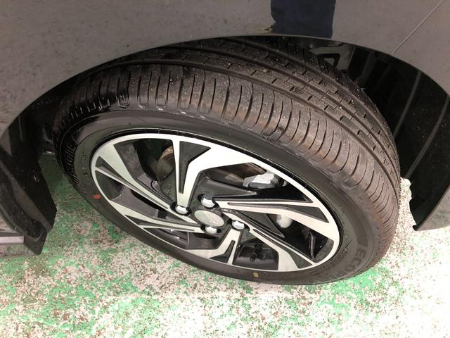 カスタム RS ハイパーリミテッドSAIII ターボ車 衝突回避支援システム LEDヘッドライト スマートキー 15インチアルミホイール オートハイビーム(18枚目)