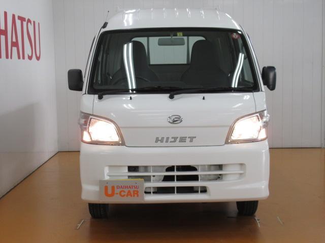 ジャンボ パワーウインドウ 4WD 大型荷台作業灯 三方開(4枚目)