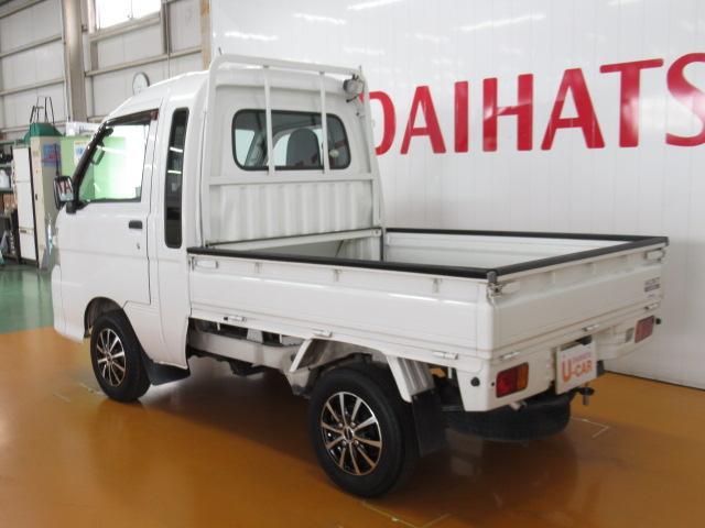 ジャンボ パワーウインドウ 4WD 大型荷台作業灯 三方開(5枚目)