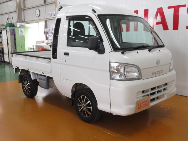 ジャンボ パワーウインドウ 4WD 大型荷台作業灯 三方開(6枚目)