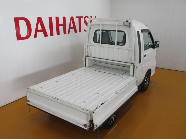 ジャンボ パワーウインドウ 4WD 大型荷台作業灯 三方開(9枚目)