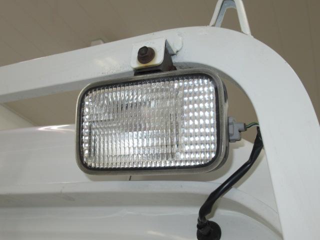 ジャンボ パワーウインドウ 4WD 大型荷台作業灯 三方開(17枚目)