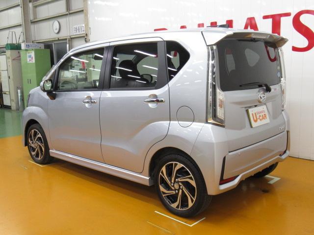 カスタム RS ハイパーリミテッドSAIII サポカー対象車(5枚目)