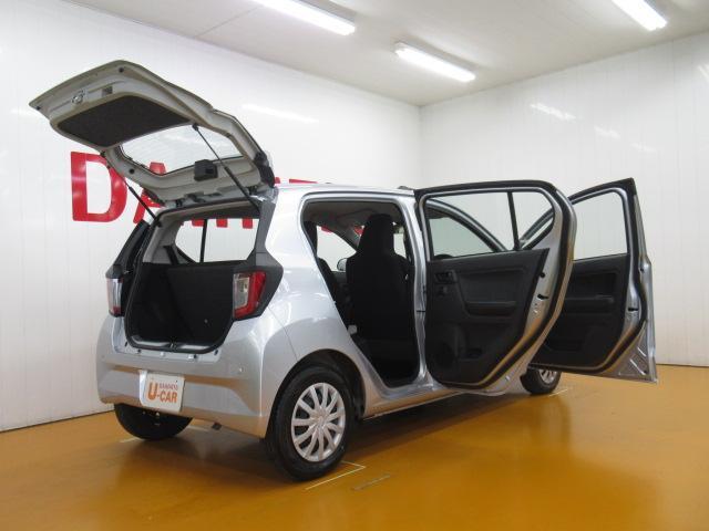 L SAIII -サポカー対象車- スマアシ Bカメラ エアコン オーディオ パーキングセンサー アイドリングストップ パワーウインドウ キーレス(9枚目)