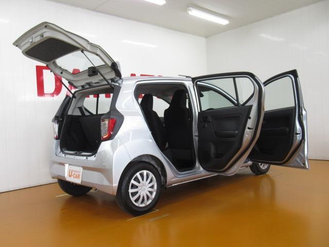 L SAIII -サポカー対象車- スマアシ Bカメラ エアコン パーキングセンサー アイドリングストップ キーレス(9枚目)