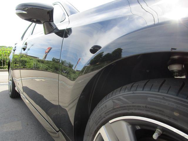 GS300h Iパッケージ ・サンルーフ・Fスポーツ仕様グリル・ワンオーナー・純正18インチアルミホイール・前後ドライブレコーダー・プリクラッシュセーフティ・シートヒーター&エアコン・黒革シート・サンシェード・パワーシート・(35枚目)