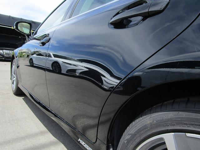 GS300h Iパッケージ ・サンルーフ・Fスポーツ仕様グリル・ワンオーナー・純正18インチアルミホイール・前後ドライブレコーダー・プリクラッシュセーフティ・シートヒーター&エアコン・黒革シート・サンシェード・パワーシート・(45枚目)