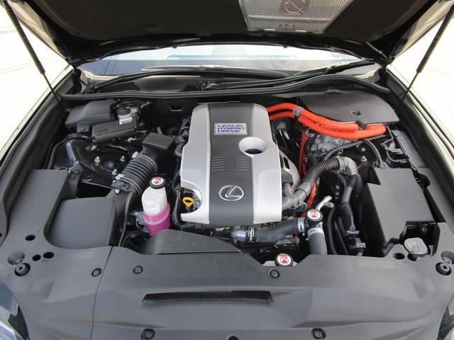 GS300h Iパッケージ ・サンルーフ・Fスポーツ仕様グリル・ワンオーナー・純正18インチアルミホイール・前後ドライブレコーダー・プリクラッシュセーフティ・シートヒーター&エアコン・黒革シート・サンシェード・パワーシート・(80枚目)