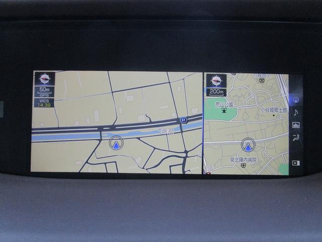 LS500h Iパッケージ ・後期モデル・本革シート・3眼LEDヘッドライト・純正19インチアルミホイール・パノラミックビューモニター・プリクラッシュ・クリアランスソナー・BSM・HUD・シートヒーター&エアコン・USBポート・(12枚目)