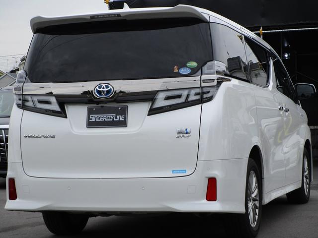 ZR ・後席モニター・レザーシート・純正9インチナビ・シートヒータ&エアコン・LEDヘッドライト・プリクラッシュ・クリアランスソナー・100V電源・純正17インチアルミホイール・両側パワースライドドア・(5枚目)