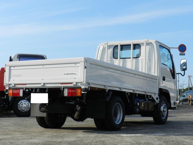 平トラック 積載1.5t アイドリングストップ 総重量5t未 左電動格納ミラー(2枚目)