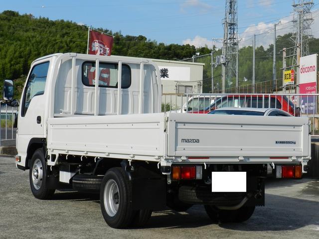 平トラック 積載1.5t アイドリングストップ 総重量5t未 左電動格納ミラー(4枚目)