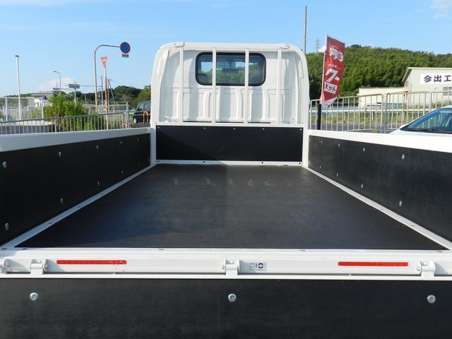 平トラック 積載1.5t アイドリングストップ 総重量5t未 左電動格納ミラー(19枚目)