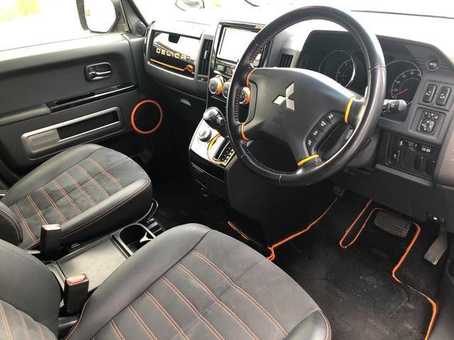 アクティブギア フルセグSDナビ・カロッツェリア10.2型フリップダウンモニター・両側パワースライドドア・AUTOSTEP・シートヒーター・スマートキー・ETC・HIDヘッドライト・純正18インチAW(15枚目)