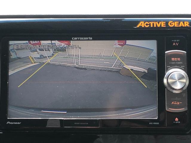 アクティブギア フルセグSDナビ・カロッツェリア10.2型フリップダウンモニター・両側パワースライドドア・AUTOSTEP・シートヒーター・スマートキー・ETC・HIDヘッドライト・純正18インチAW(20枚目)