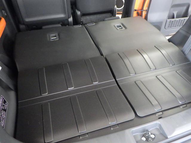 ラゲッジスペースは。水拭きができる素材を採用しています。お手入れラクラクで衛生的です。