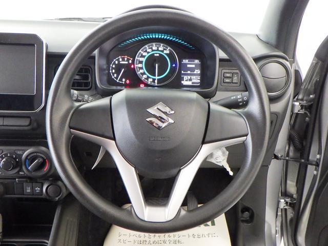 ハンドルは、高さ調節可能です。お好みのドライビングポジションに設定できます。