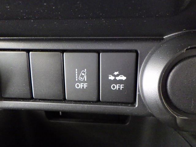 白線をはみ出すと、ブザー音によりドライバーに危険を知らせます。