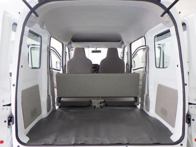 PA 3型 5MT AM/FMラジオ 後席両側スライドドア(19枚目)