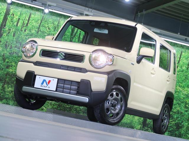 ハイブリッドG 届出済未使用車 スズキセーフティサポート 新品SDナビ Bluetooth クリアランスソナー 前席シートヒーター オートエアコン スマートキー サイドカーテンエアバック(26枚目)