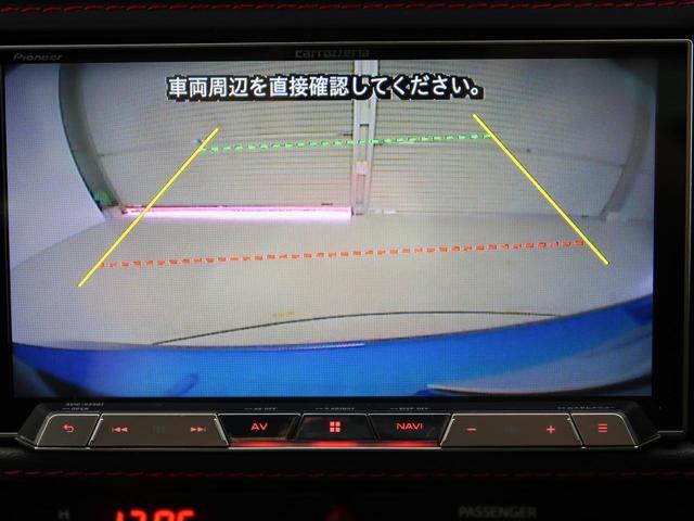 STI スポーツ 後期F型 6速MT 純正ナビ バックカメラ クルーズコントロール シートヒーター フルセグ LEDヘッド LEDライナー ETC スマートキー BLITZ製タワーバー BLITZ製インテークパイプ(5枚目)