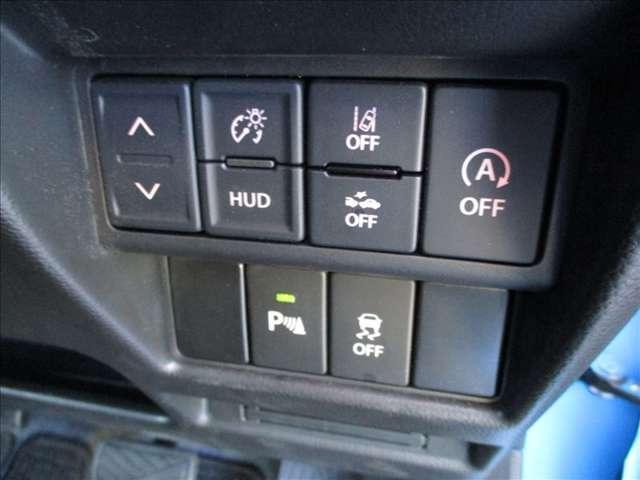 ハイブリッドFZ ハイブリッド/衝突軽減ブレーキ/コーナーセンサー/オートライト/運転席側シートヒーター/リヤコーナーセンサー/360°ビューカメラ(7枚目)