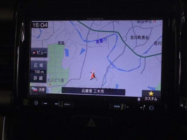 JスタイルII メモリーナビ ETC リヤカメラ フルセグ シートヒーター(3枚目)