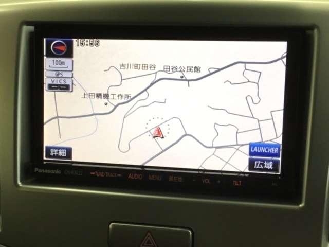 FZ メモリーナビ ETC フルセグ CTBA 運転席シートヒーター Bluetooth対応 禁煙車 ワンオーナー(3枚目)