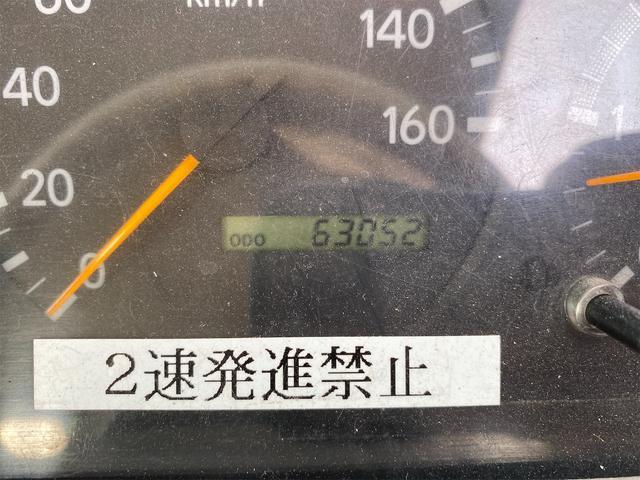 アイチSS10A高所作業車(20枚目)