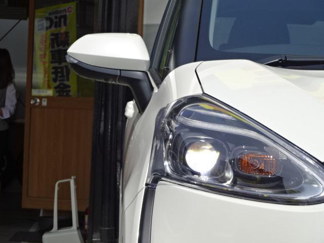 G クエロ 新車・パノラマミックビューナビレディパッケージ・ステアリングヒーター・シートヒーター・ハーフレザー・両側パワスラ・全周囲カメラ・安全ブレーキ・ソナー・レーンキープ・LEDヘッドライト・スマートキー(12枚目)