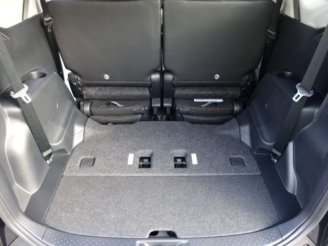 G クエロ 新車・パノラマミックビューナビレディパッケージ・ステアリングヒーター・シートヒーター・ハーフレザー・両側パワスラ・全周囲カメラ・安全ブレーキ・ソナー・レーンキープ・LEDヘッドライト・スマートキー(29枚目)