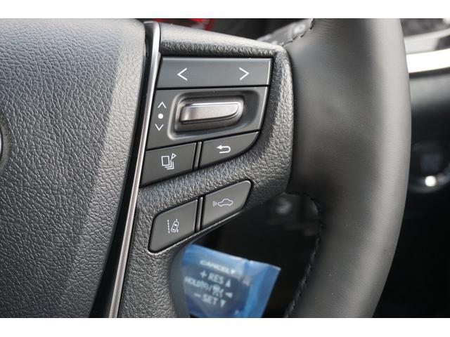 2.5S Cパッケージ 新車・ディスプレイオーディオ・三眼LEDヘッド・電動リアゲート・18AW・デジタルミラー・ムーンルーフ・トヨタセーフティセンス・ソナー・シートメモリー・シートヒーター(19枚目)